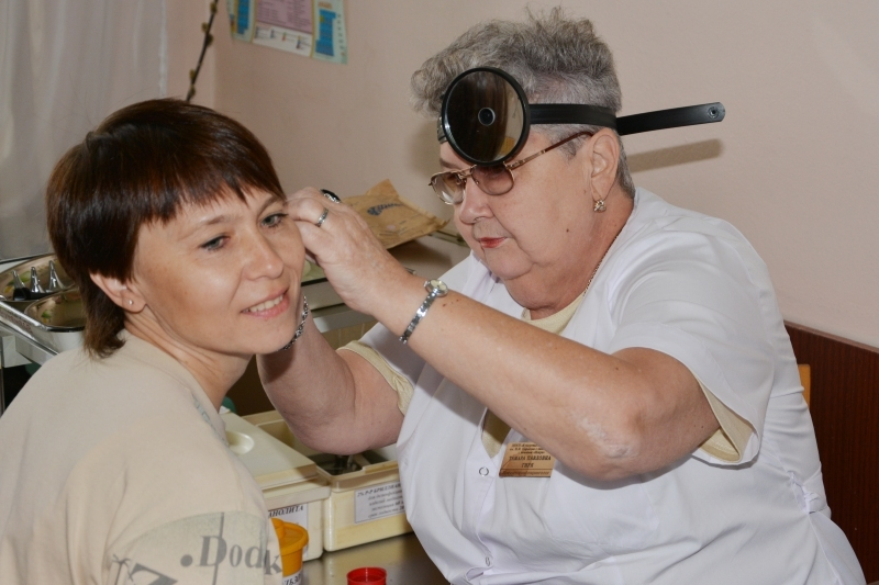 Неоценимый опыт курортного врача