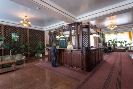 Гостеприимный и комфортный пансионат «Искра»