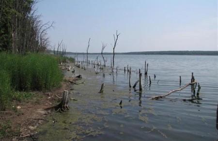 Как спасти озеро Тамбукан