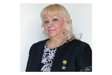 Бизнес-леди и общественный деятель