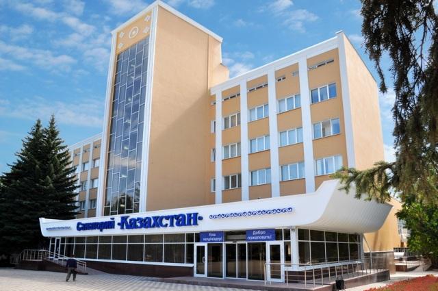 Новый год в санатории «Казахстан» (г. Ессентуки)