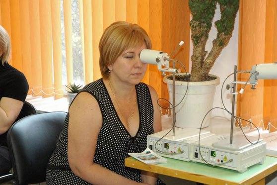 Курортная терапия сохраняет зрение