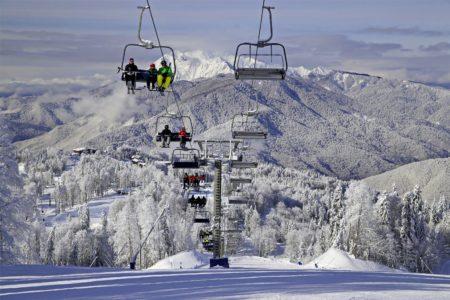 Самые популярные новогодние направления оздоровительного отдыха в России