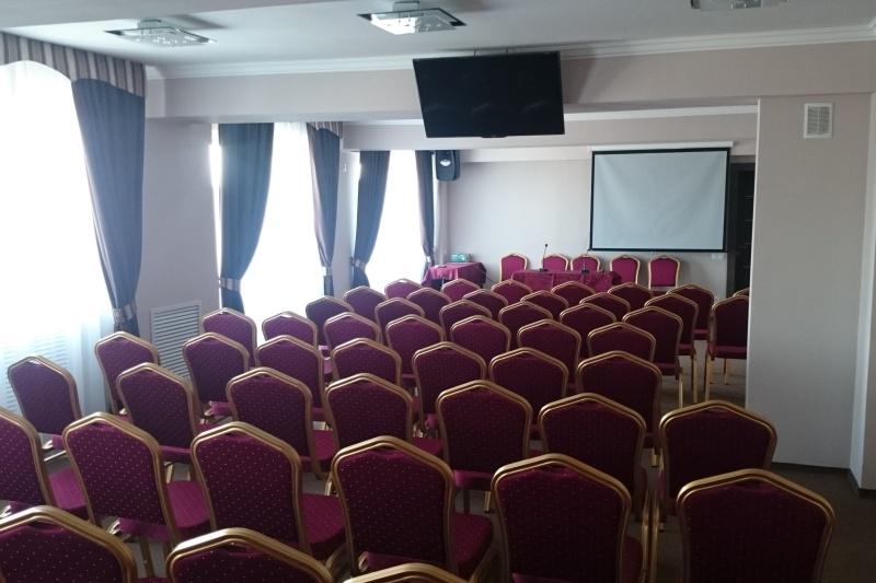 Конгрессы и конференции в пансионате «Искра»